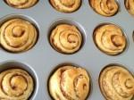 Nybakta Cinnamon rolls